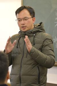 何善蒙博士/教授 /特聘中文教师